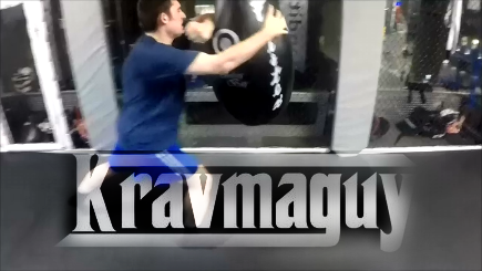Krav Maga Ten Months Progress Video